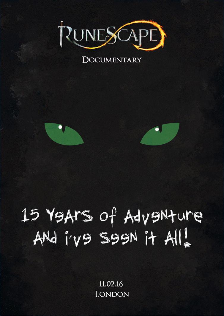 Runescape: 15 years of Adventure by teezkut