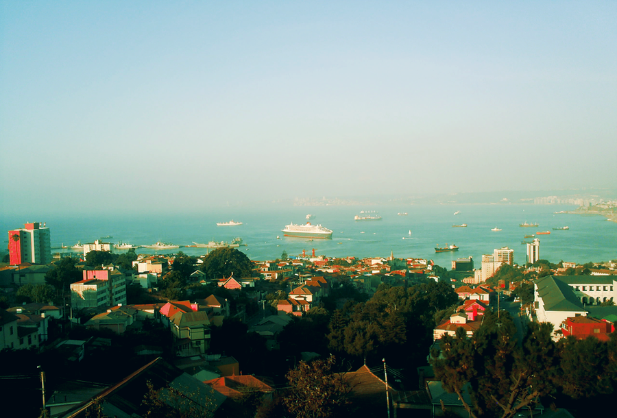 Valparaiso by origin-missing