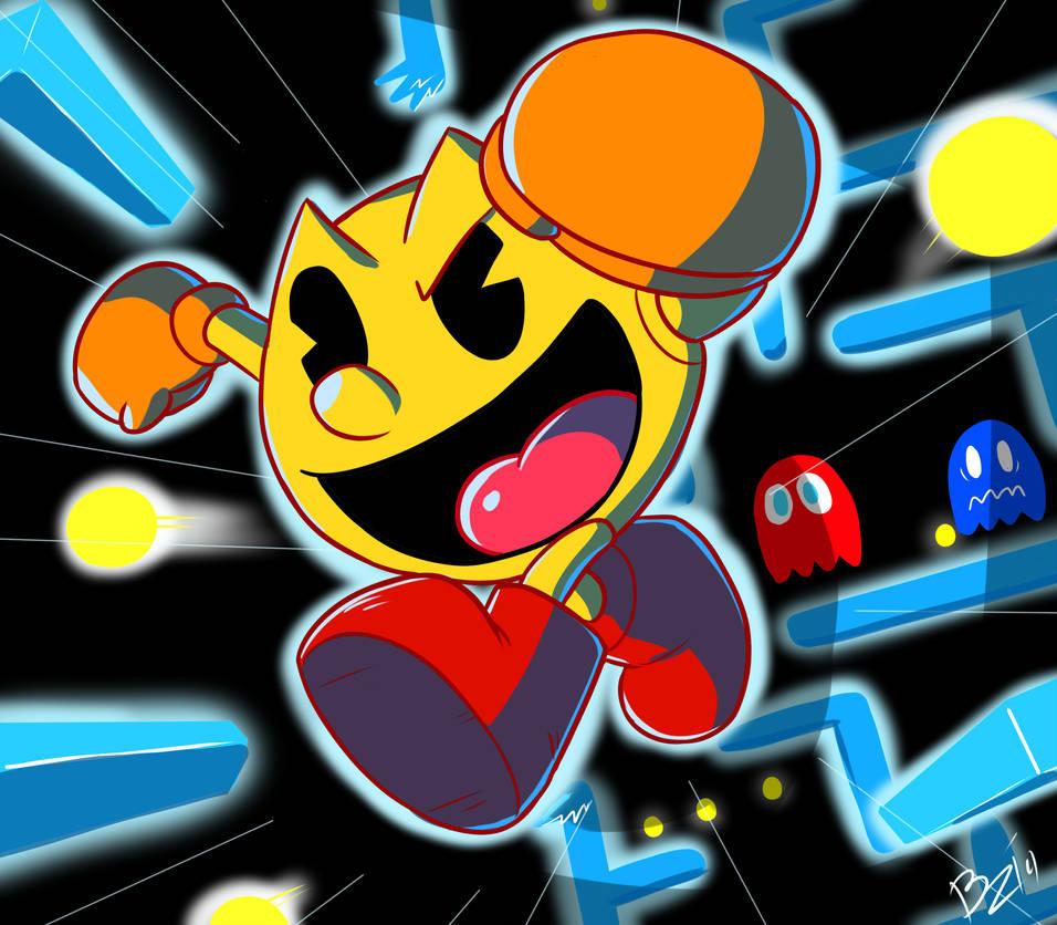 Pacman Smash by Jurassiczalar