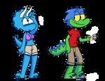 Summer Dinos