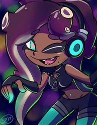 Splatoon: Marina