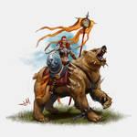 [PATHFINDER] Brynhildr and Ulfrir