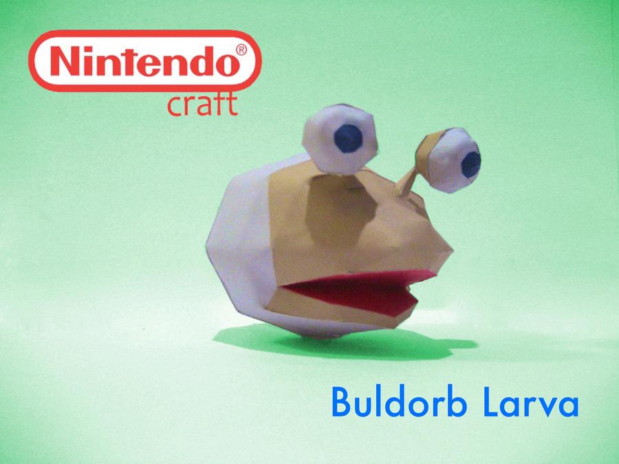 Buldorb Larva by poethetortoise