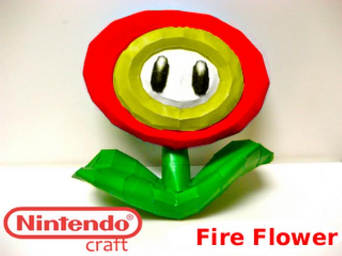 Fire Flower by poethetortoise