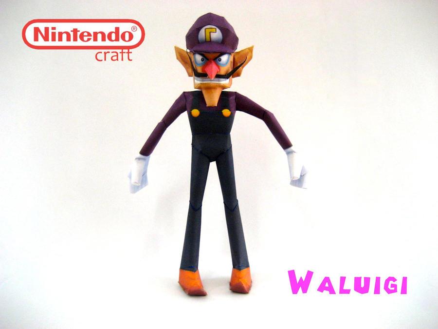 Waluigi by poethetortoise