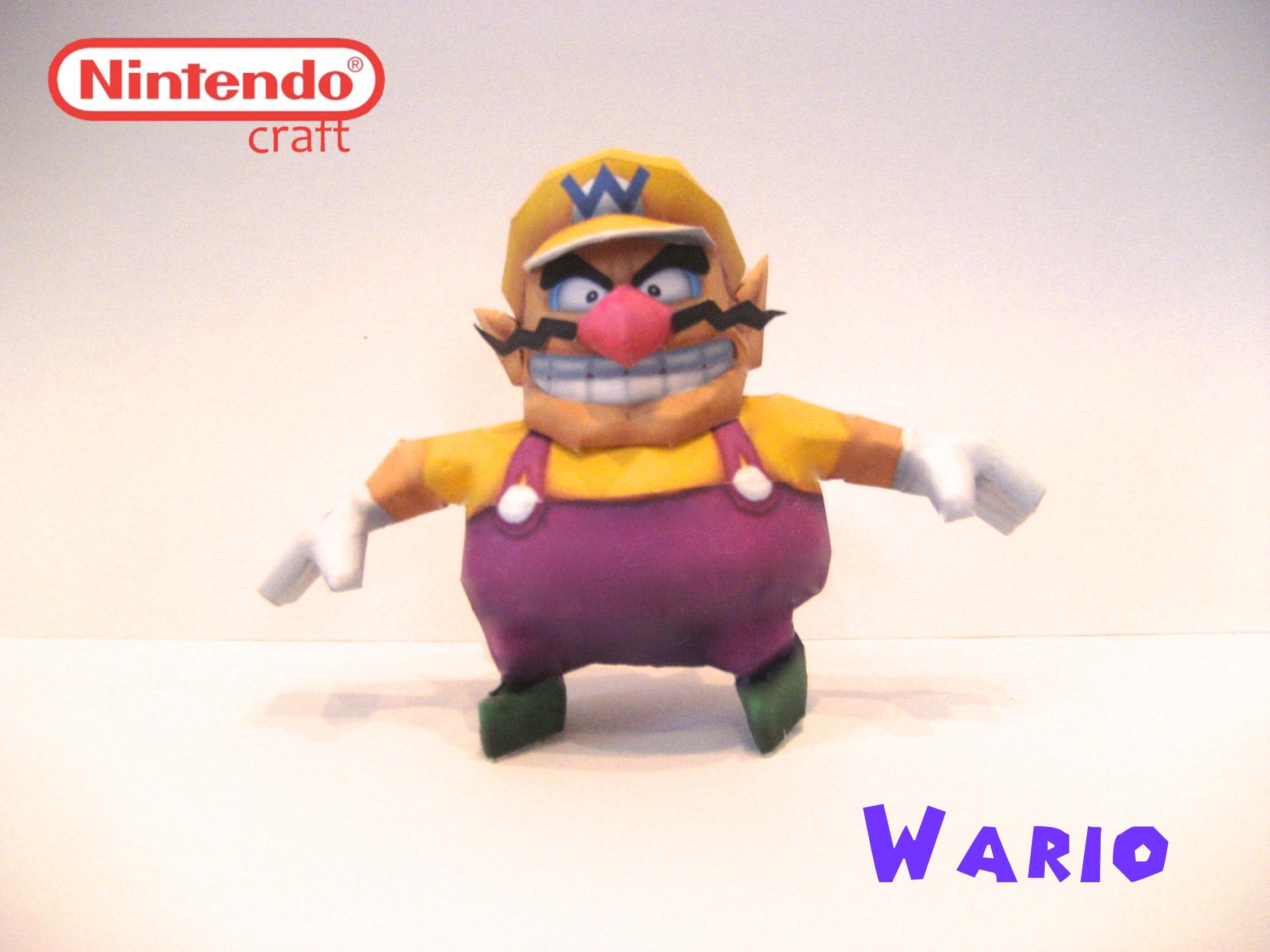 Wario by poethetortoise