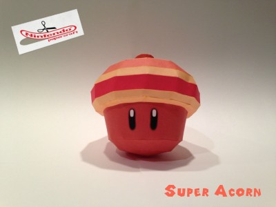 Super Acorn by poethetortoise