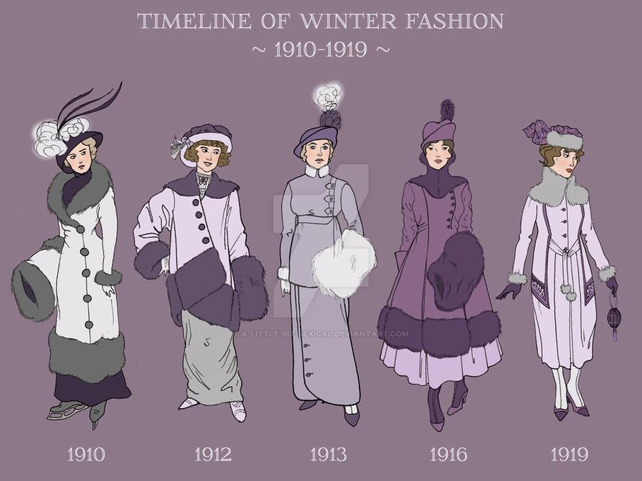 Fashion Through the Decades 35