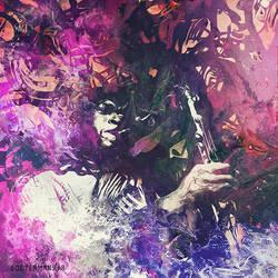 Coltrane by MAELSTROMSTUDIO