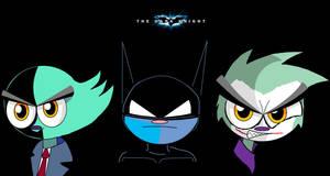 The Dark Knight YYY Poster V2