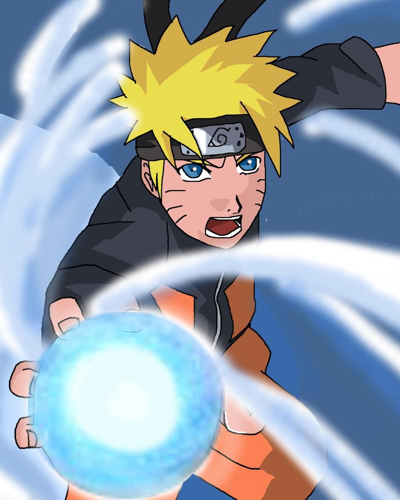 Naruto Rasengan: Naruto Rasengan 2 By Ambarnarutofrek1 On DeviantArt
