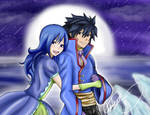 Gruvia love night