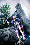 Ravenborn LeBlanc Cosplay from League Of Legends