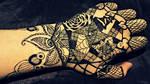 Summer Glove by SEA-Illustration