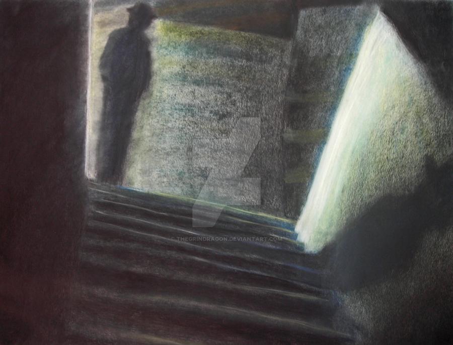 City Shadows by TheGrinDragon