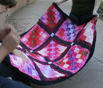 QUILT -unfinished- by Sana-sama