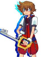 Keyblade Master by pechhi