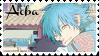 Aoba Stamp by Kazumishio