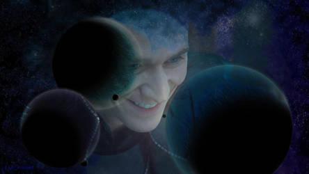 Loki_Space Smile by Algambra-Drakon