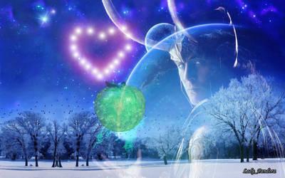 Loki - Winter Heart by Algambra-Drakon