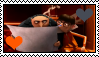 Despicable Me-Gru X Vector Stamp by Skowlah