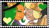 Stamp Request - Jackie X Citri Stamp by Skowlah