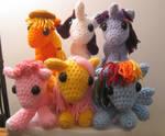 My Little Pony - Mane 6