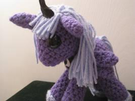 My Little Pony - Baby Princess Luna by kaerfel