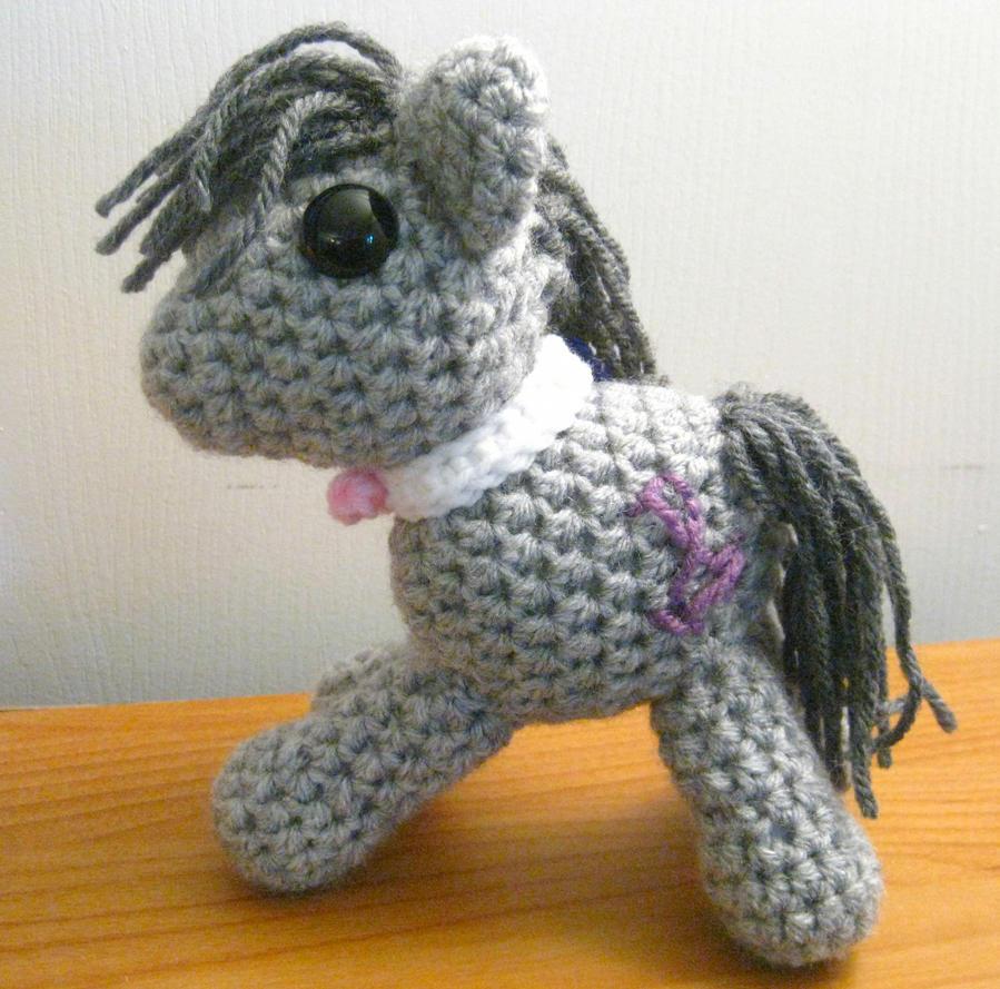 Octavia Plush with Cutie Marks by kaerfel