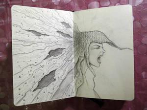 Sketchbook - Overthinking