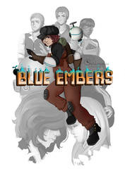 Blue Embers Pitch Project Cover