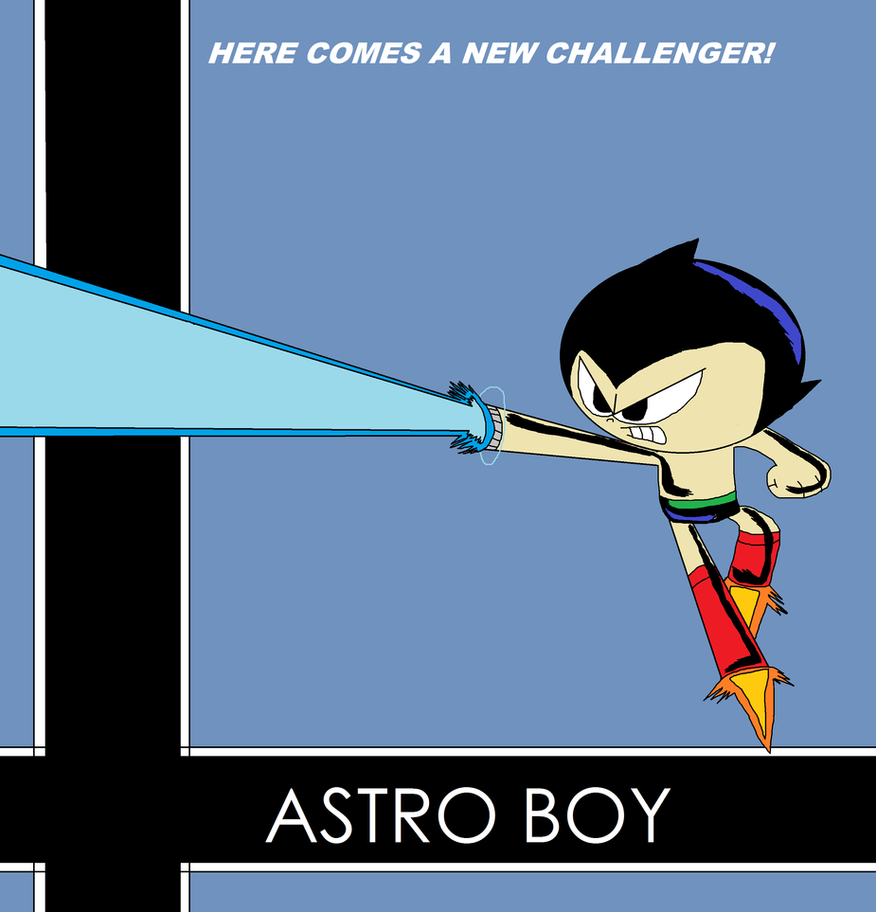 Chaos Melee: Astro Boy By Thekirbykrisis On DeviantART