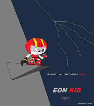 Eon Kid: Movie Poster