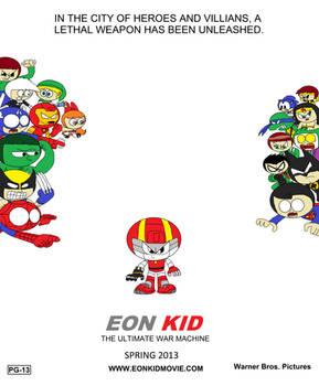 Eon Kid: 2nd Poster