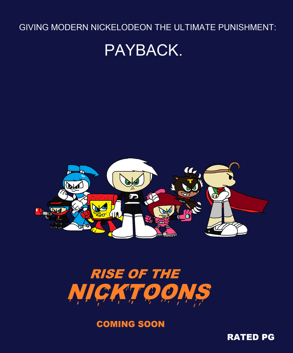 Rise of the Nicktoons by thekirbykrisis on DeviantArt Quailman
