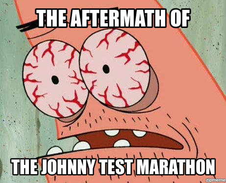 patrick_s_reaction_to_johnny_test_by_thekirbykrisis d6g6tf5 patrick's reaction to johnny test by trc tooniversity on deviantart
