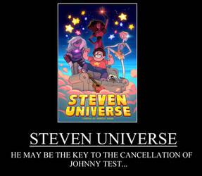 Steven Universe Demotivational by TRC-Tooniversity