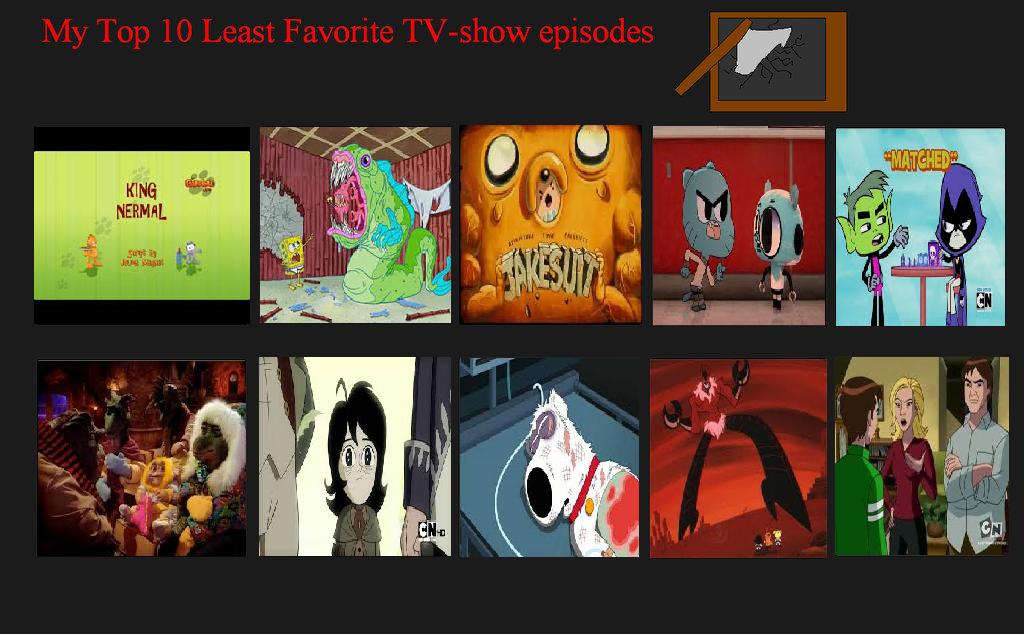 my favorite tv show essay