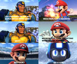 Snickers Meme #1: Super Smash Bros