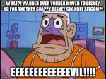 Shocked Mermaidman Meme #1: Disney Channel
