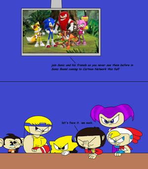Sega Superstars React to Sonic Boom