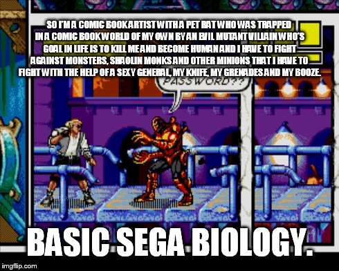 basic_sega_biology_meme__3__comix_zone_by_thekirbykrisis d83tdxg basic sega biology meme 3 comix zone by trc tooniversity on deviantart