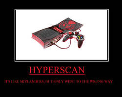 Hyperscan Demotivational by TRC-Tooniversity