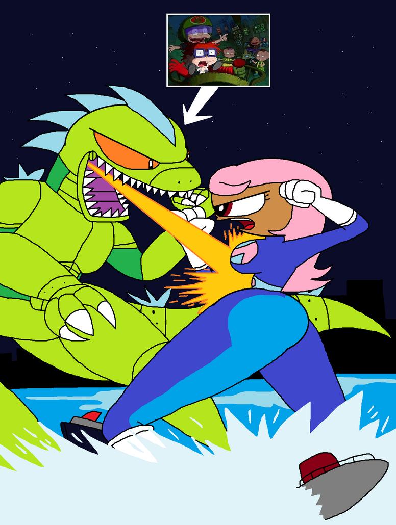 Gatchabeak: Chaos War Melee by TRC-Tooniversity on DeviantArt