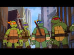 Trans-Dimensional Turtles Preview #1