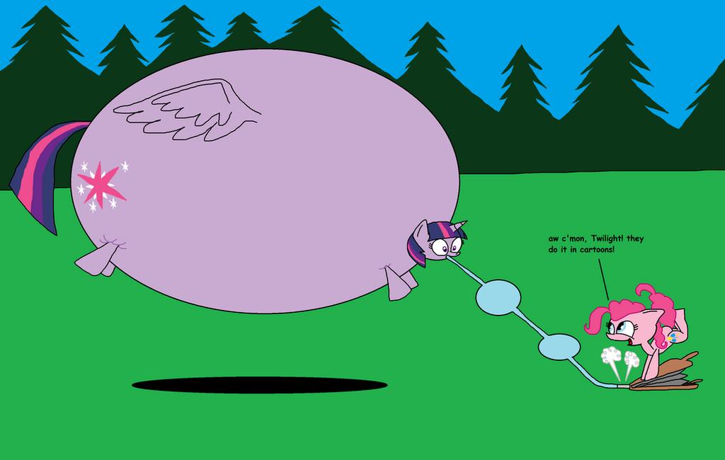 Trc Tooniversity: Balloony Pony By TRC-Tooniversity On DeviantArt