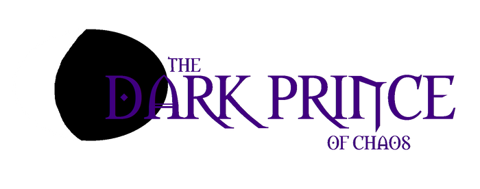 The Dark Prince of Chaos Title