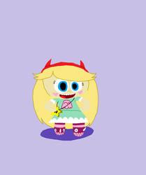Twinkle, Twinkle, Teeny Star by TRC-Tooniversity