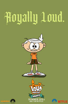 The Loud House Movie - Teaser Poster