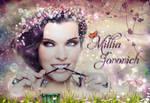 Millia Jovovich